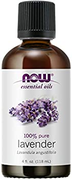 Now Soothing Aromatherapy Scent Lavender Oil 4-Ounce