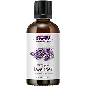 NOW Foods Lavender Oil review 2019