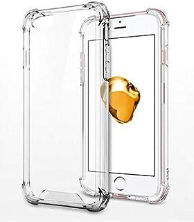 غطاء حماية شفاف مضاد للكسر لجهاز ايفون 6 بلص و6 اس بلص