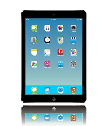 """Display retroilluminato a LED da 9.7 """"IPS con rivestimento"""" oleorepellente """"(oleorepellente) 16GB Solo Wi-Fi Display 2048 per 1536 (264 ppi) L'iPad Air ha due telecamere. La fotocamera posteriore """"iSight"""" ha un sensore da 5 megapixel e supporta le fo..."""