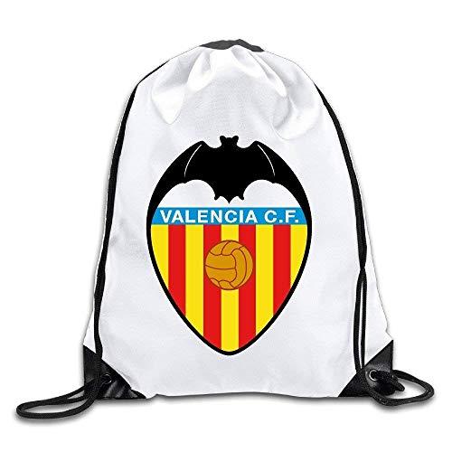 Etryrt Mochilas/Bolsas de Gimnasia,Bolsas de Cuerdas, Valencia CF Drawstring Backpacks Sack Bag/Bags