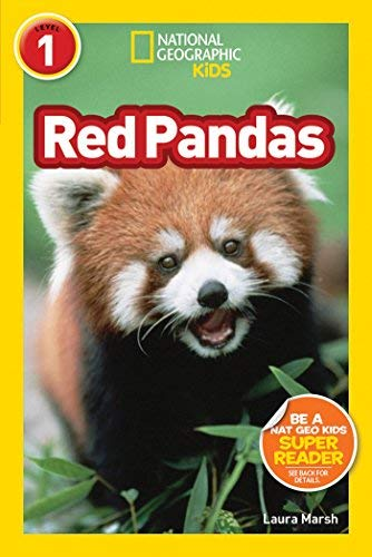 National Geographic Readers: Red Pandas by Laura Marsh (2015-07-14)