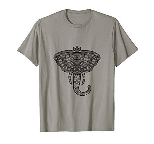 Henna Elephant black