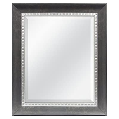 MCS 16x20 Inch Sloped Mirror, 21.5x25.5 Inch Overall Size