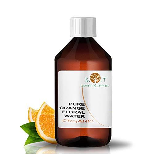 BIO Orange reines ORGANIC Wasser Hydrolat Orange 100% natürlich Orangenblütenwasser 500ML