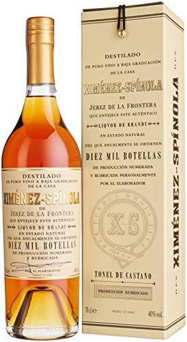 Bodegas Ximénez-Spínola Criadera Jerez de la Fronterra Brandy mit Geschenkverpackung (1 x 0.7 l)