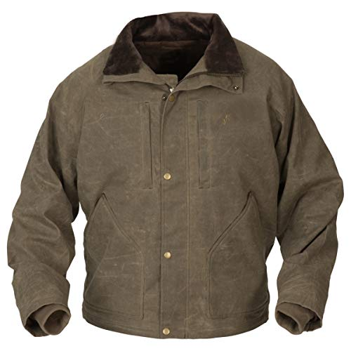 Avery Outdoors Inc A1010005-MB-L Heritage Field Jacket Large
