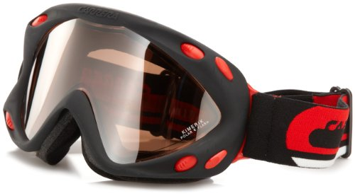 Carrera, Kimerik, M001249GL99S5, skibril, mat zwart, one-size