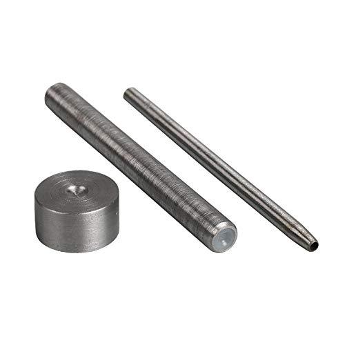 DIY Rohrbohrer Installationswerkzeug Bohrnagel mit Kleber Handklopfform Baugruppe-7# * 1 Satz