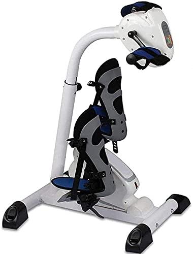 NMDCDH Bicicletta sportiva con attrezzatura per la riabilitazione Piede per bici elettrica fisso per riabilitazione da gara regolabile (dimensioni: a) -re