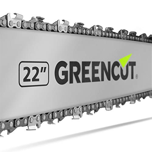 Greencut GS6800 Motosega a Benzina 68cc 3,9cv Lama da 22
