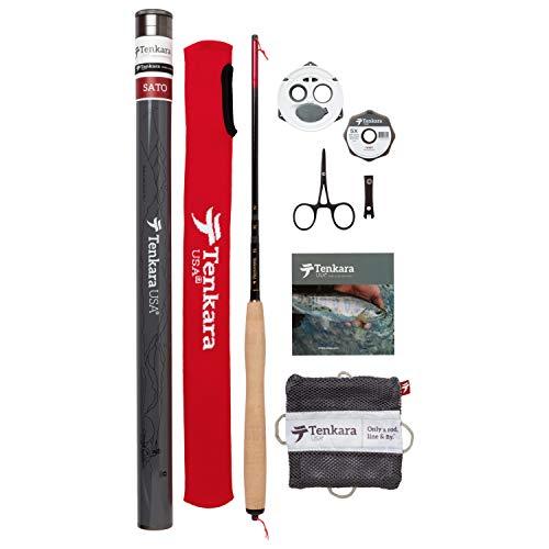 Tenkara USA Sato Tenkara Fly Rod + Case w/Essentials Kit