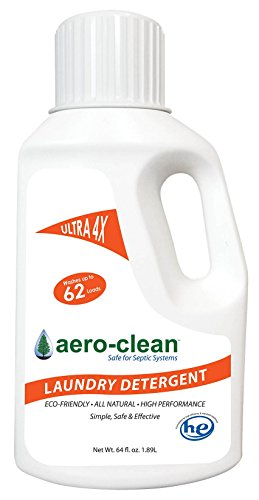 64 oz Septic Safe Laundry Detergent