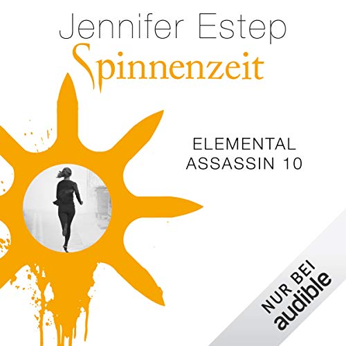 Spinnenzeit audiobook cover art