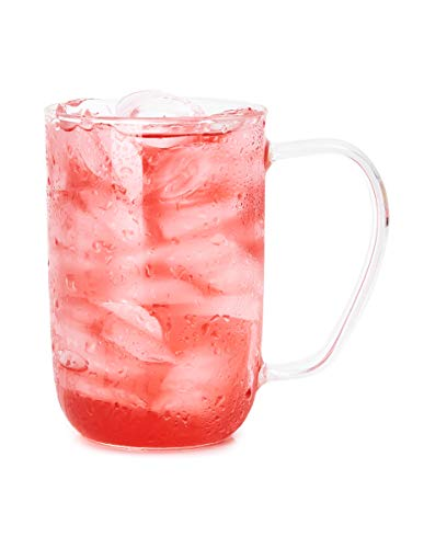 DAVIDsTEA Caribbean Crush Loose Leaf Tea, Premium Caffeine-Free Herbal Iced Tea with Papaya and Pineapple, 1.76 oz / 50 g