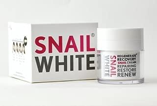 Snail White Cream Filtrate Secretion Skin Care Acne Facial Moisture 50g.