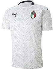 PUMA FIGC Away Shirt Replica Calzettoni Calcio Uomo