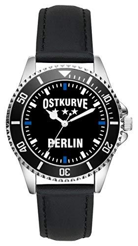 Ostkurve Berlin Geschenk Artikel Idee Fan Uhr L-2371
