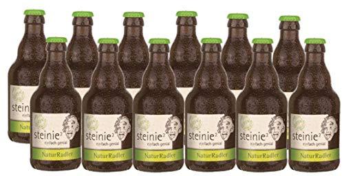 Steinie Natur Radler 12 Flaschen je 0,33 incl. Pfand