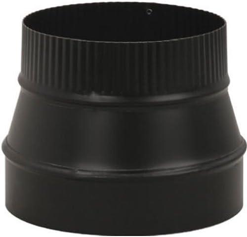 Imperial #bm0080 8x7 Max 79% OFF Black Quality inspection Reducer 24ga
