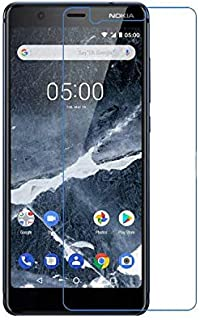Ineix Tempered Glass Screen Protector For Nokia 5.1 - Clear