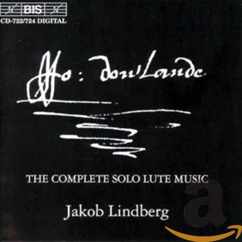 The Complete Solo Lute Music
