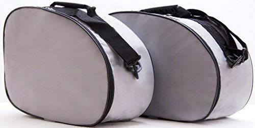 Passgenau Motorrad Kofferinnentaschen 1 Paar für Honda CBF 600, 1000 / VFR 800, 1200 / VT 750 / NT 750