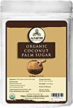 Naturevibe Botanicals Organic Coconut Palm Sugar, 2lbs | Non-GMO and Gluten Free | Naturally Sweet | Alternative to sweeteners