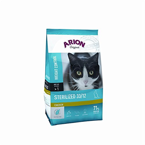 Arion Cat Original sterilized 33/12 Chicken | 2 kg