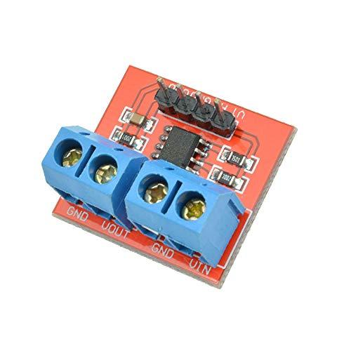 2 x Max471 Spannungsstromsensor Votage Sensor Stromsensor Modul für Arduino Stromspannungsprüfer 5V DC 3-25V 0-3A Board