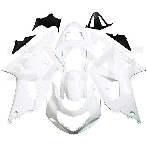 PROMOTOR Unpainted Fairings Motorcycle Fairing Kit for Suzuki GSXR600 GSXR750 K1 (2001-2003)
