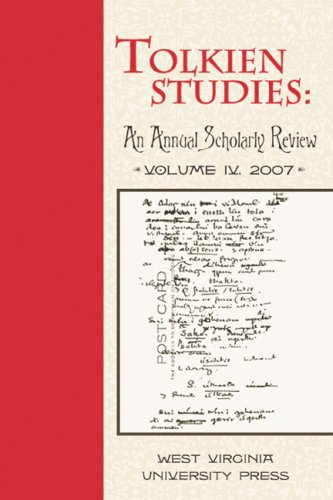 Download Tolkien Studies: An Annual Scholarly Review 1933202262