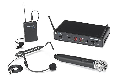 Samson Concert 288 All-In-One Dual-Channel Wireless System (Channel H)