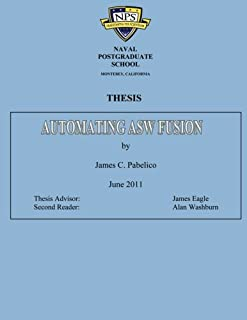 Automating ASW Fusion: Master of Science in Applied Science