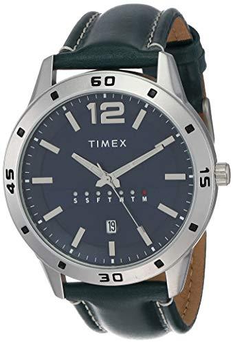 TIMEX Analog Blue Men Watch TW000U931