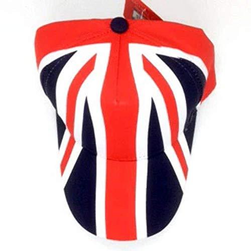 Elgate Casquette Motif drapeau britannique