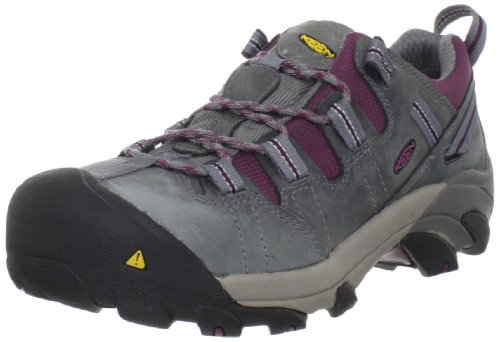 KEEN Utility Women's Detroit Low Steel Toe Work Shoe,...