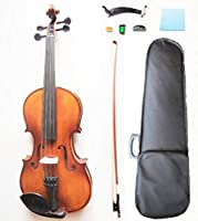 Pretorio バイオリン 入門におすすめ8点セット PV-200 4/4サイズ 工房調整済