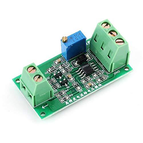 4-20mA zu 0-5V Strom zu Spannungswandler Signalumwandlungsmodul I/V-Wandler Analogausgangskarte 2,5V / 5V / 3,3V / 10V / 15V