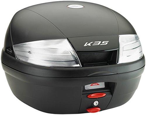 KAPPA K35NT Bauletto per Moto (Top Case), Nero