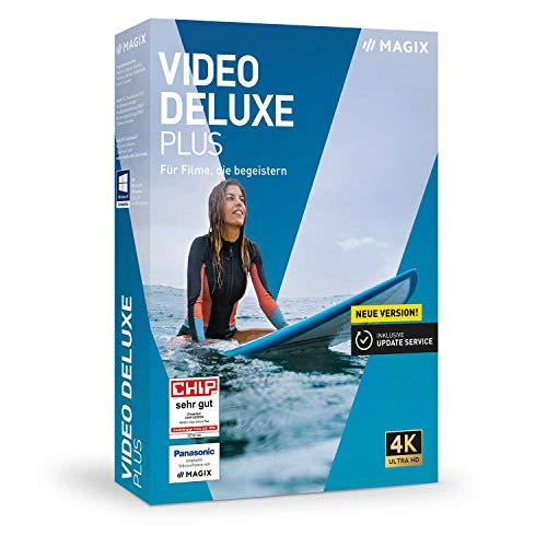 Magix -  Video deluxe 2020