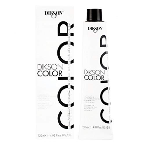 Dikson Color 7NNC 7.43 - Crema para teñir el cabello con proteínas y extractos vegetales, color avellana (120 ml)