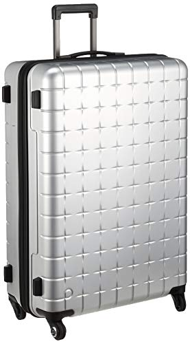 [プロテカ] スーツケース 日本製 360Tメタリック キャスターストッパー付 保証付 86L 71 cm 4.7kg シルバー