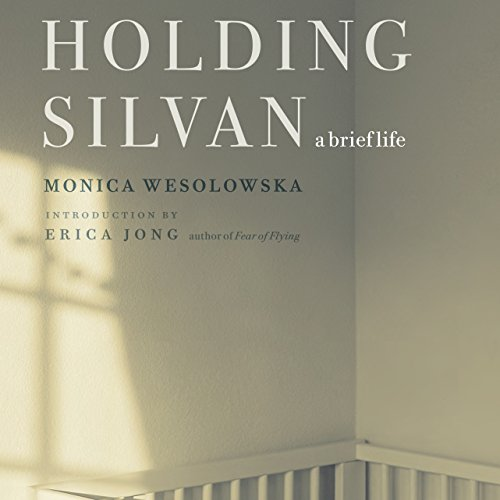Holding Silvan audiobook cover art