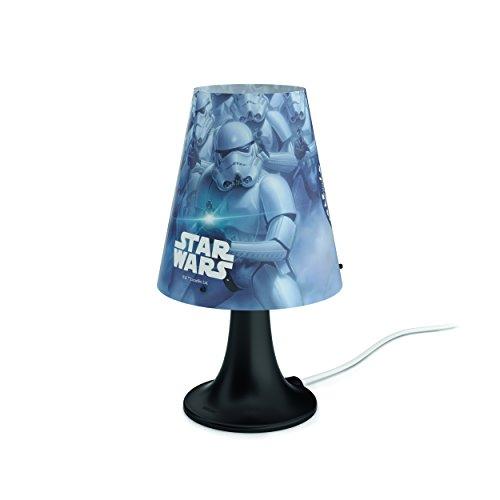 Philips Disney Star Wars LED Tischleuchte, schwarz