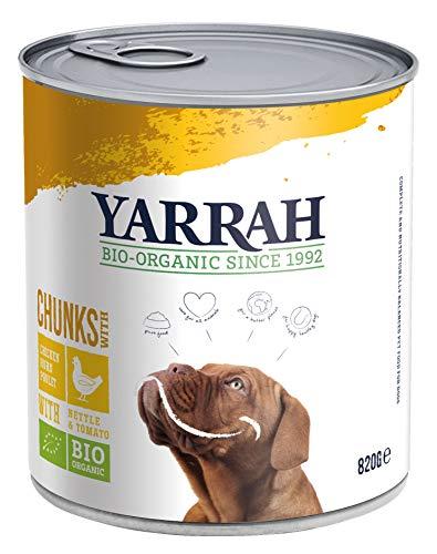 Yarrah - Cibo per Cani Biologico in bocconcini