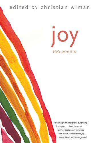 Price comparison product image Joy: 100 Poems