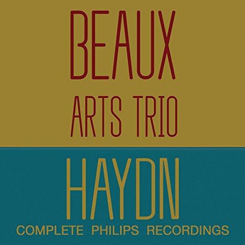 Haydn - Beaux Arts Trio. Pianoforte (9 CD)