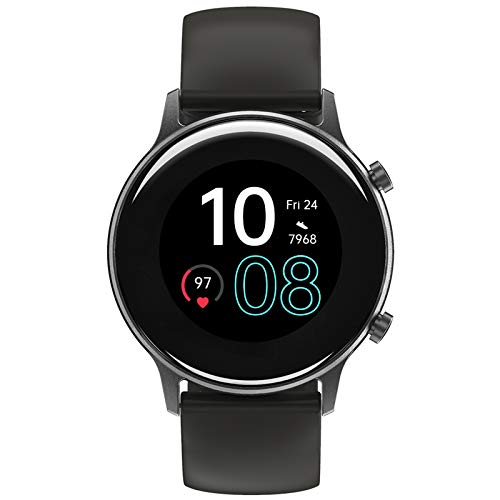 Smartwatch Uomo, UMIDIGI Urun Orologio Fitness Tracker con GPS Integrato, Monitor dell'ossigeno nel Sangue(SpO2) Cardiofrequenzimetro da Polso, Orologio Sportivo Bluetooth Touch Calorie Smart Watch