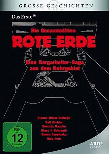 Rote Erde I + II: Die Bergarbeiter-Saga aus dem Ruhrgebiet (Neuauflage) (7 DVDs)